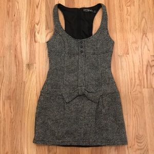 Dresses & Skirts - Black and white winter jumper